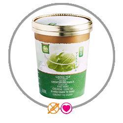 Green Tea Eis