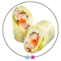Shrimp Spring Maki