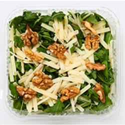 Rucola Salat (nach Saison)