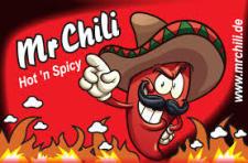 Mr. Chili - Chiligewürz