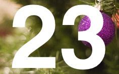 Das 23. Türchen