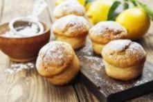 Mini-Muffins - Nuss -