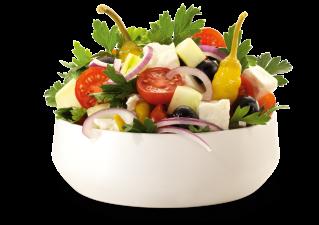 Griechischer Salat, groß