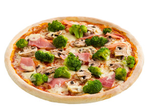 Pan Pizza California