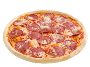 Dinkel Vollkorn Pizza Salami