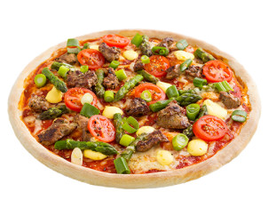 Dinkel Vollkorn Pizza Spring Rod