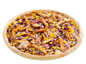 Dinkel Vollkorn Pizza Western