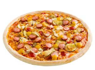 Classic Pizza WOP Dog