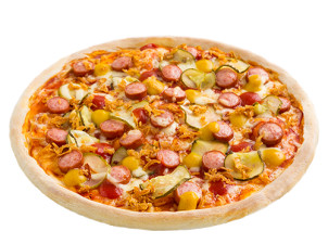 Dinkel Vollkorn Pizza WOP Dog