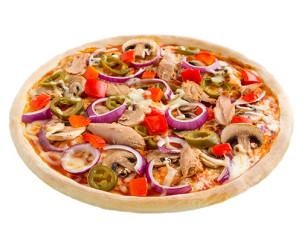 Pan Pizza Zingara