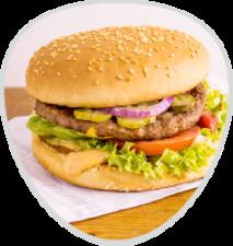 Gratisburger Hamburger