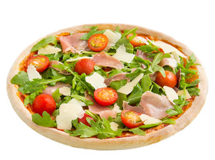 Pan Pizza Rucola