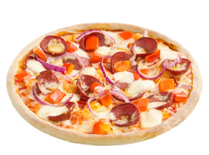 Dinkel Vollkorn Pizza Sucuk