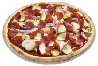 Texas thin crust M