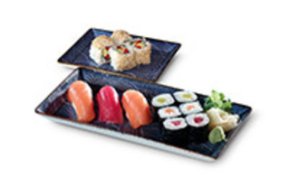 Sushi Mix Box mit allen Sushi Arten