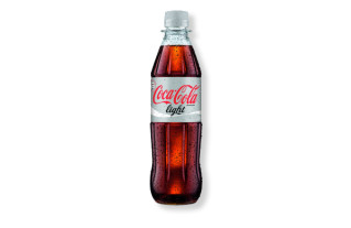 Cola Light 1,0 l Flasche