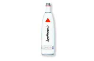 0,75 l Flasche Apollinaris Wasser