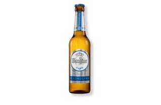 Warsteiner Pils alkoholfrei 0,33 l Flasche