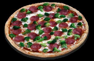 Medici thin crust L