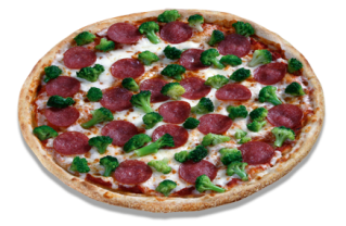 Medici thin crust M