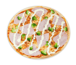 Pizza San Diego XL