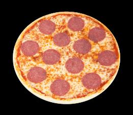 Pizza Salami XXL