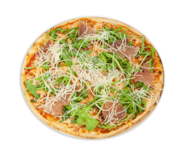 Pizza Ruccola XXL