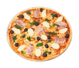 Pizza Patate M