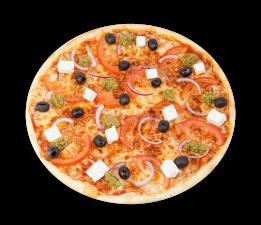 Pizza Messina XXL