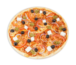 Pizza Messina XL