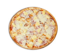 Pizza Hawaii XXL