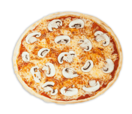 Pizza Funghi XXL