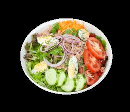 Salat Thunfisch groß
