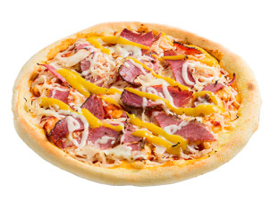 World Pizza Reuben
