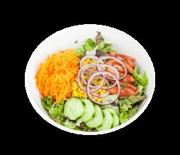 Gemischter Salat Groß