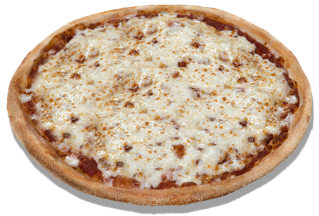 Grundpizza thin crust M