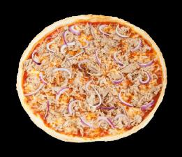 Pizza Alaska XXL