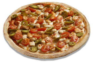 Veracruz thin crust L