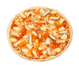 Pizza Asia M