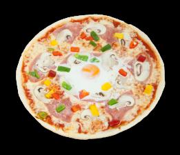 Pizza Capricciosa L