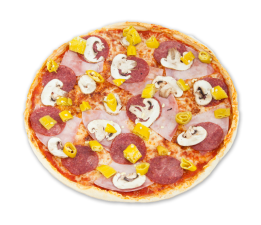Pizza Diavolo XXL