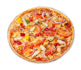 Pizza Chicken Delux XXL