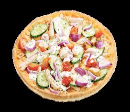 Pizza Argos XXL