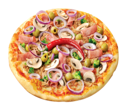 Pizza Chicco M