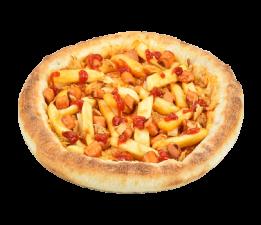 Pizza Pom Dog L