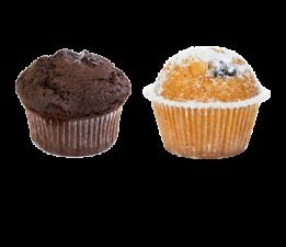 5 Blaubeere Muffin L