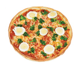 Pizza Boston XXL