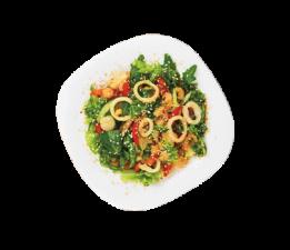 Salat Calamari Klein