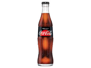 Coca-Cola zero sugar 0,33 l