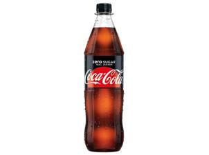 Coca-Cola zero sugar 1,0 l